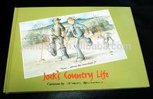 UV finishing gold stamping embossing kids english carton and grammar drawing book