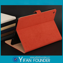 Custom Best Selling Leather Flip Case For Ipad Air Case , For Ipad Air 2 Case , For Ipad Mini Case