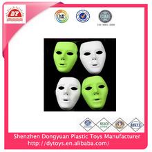 hot sale customized plastic halloween anonymous mask