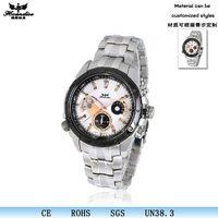 2014 men stainless steel watch mechanism