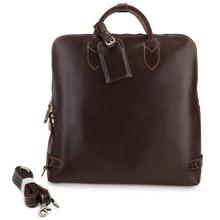 Italian Men Business Leather Messenger shoulder Bag
