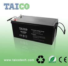 High quality 12V 200ah battery long life deep cycle 200 ah battery