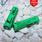 Geezle good quality 3.7v 2100mah 33A imr lithium 18650 for battery pack 1s2p 6800mah