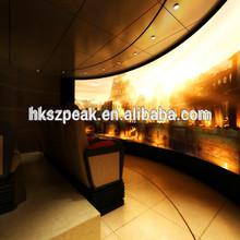 Hottest sale X ride truck mobile 7d cinema movies simulator arcade racing car game machine for children