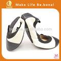 cool preto e branco costura de sapatos de mulheres para a senhora do escritório
