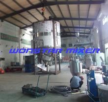 plastic raw material 2000kgs plastic mixer Turkey supplier