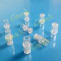 De silicona de grado médico laringe máscara de la vía aérea sin válvula de retención de muelle