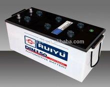 72026 DIN 220 12V 220AH Auto batteries Car battery 200 amp