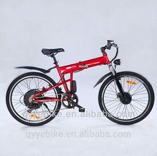 folding frame green power mountain electric bike for sports