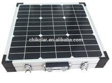 40w-200w portable and folding solar panel