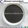 Haute dureté 0- 1,1- 3,3- 5,5-8 pour abrasifs et réfractaires corindon brun
