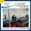 PVC profile line with lamination machine
