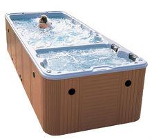Freestanding Portable Mini Outdoor Spa Swim Pool For Family