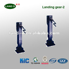 Reliable Performance ISO/TS Standard Trailer Parts Tandem Landing Gear