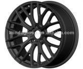 black/silver alloy rims for sale KD1073
