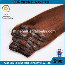 hot sale aliexpress alibaba certified good feedback wholesale virgin 220g cheap brazilian hair clip ponytail