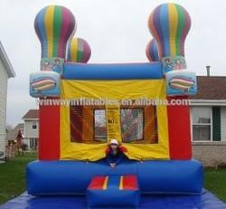 inflatable jump balloons,moon house, bouncy castles W1095