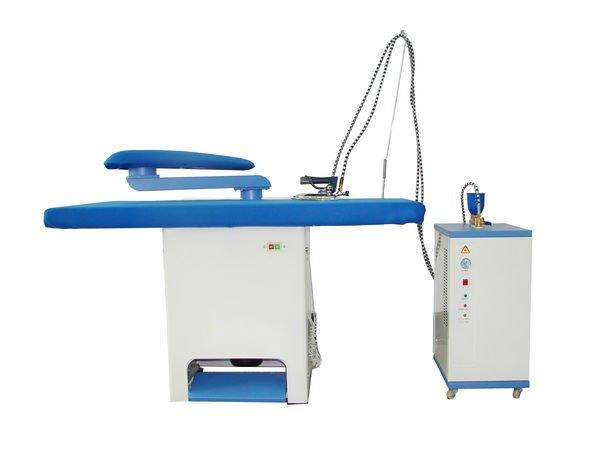Table Repasser Professionnelle Pleine Fonction Tissu Fer Vapeur Avec Chaudi Re Equipements