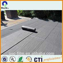 black roofing plastic pvc sheet manufacturers