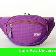 Hot Selling Custom Cheap waist money bag