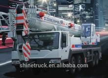 new left drive hand/zoomlion 55tons truck crane/mobile crane zoomlion