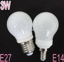 Factory Sale E27/ E14/ b22/GU10 LED Lamp led bulb light 3w led bulb light B22 3w led bulb light