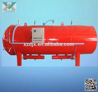 steam heating rubber vulcanization chamber