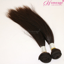 Homeage 100%unprocessed virgin hair, natural european hair extensions