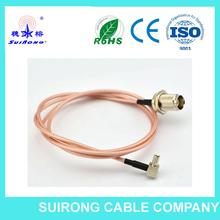 delgado cable coaxial rg316 accesorios cable coaxial