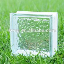 glass block for interior an dexterior decoration