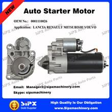 Best sell 12V 10T car starter Motor for LANCIA RENAULT MITSUBISHI VOLV