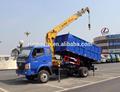 Foton Forland 4 x 2 camión volquete montado en la grúa -- venta directa de la fábrica