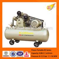 Ingersoll Rand 234 Mini industrial piston air compressor= Kaishan KS series