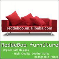 2015 simple furniture design sofa ottoman