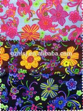 printed Oxford cloth coated pvc / pu