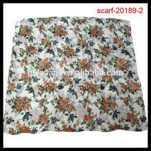 cheap new design viscose lady magic scarf pattern