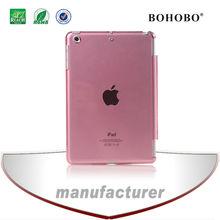 Wholesale New product Matt smart cover pc case For ipad Mini 2 retina
