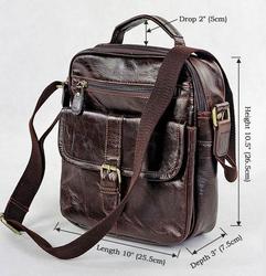 leisure business shoulder Messenger bags Briefcase computer man bag for ipad