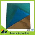 vidrio a prueba de agua de la película de protección para la superficie de acero inoxidable de aluminio panel compuesto de plástico
