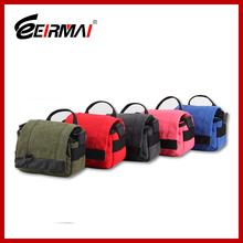 new design most popular waterproof fashion shoulder camera bags retro camera bag