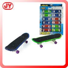 Plastic skateboard toy finger skate board with EN71