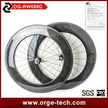 88mm roue carbone chine carbon road bike wheels taiwan bicycle wheel