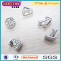 Charms in argento, logo in metallo lettera floating medaglioni fascino charms# 3324 ingrosso ciondolo