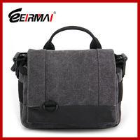 High Quality Classic Style Canvas Camera Bags cute slr camera bag