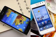 New mobile phone huawei dual sim mobile phone 4.5 inch quad core smart phone