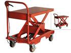 Hydraulic scissor car lift hydraulic piston