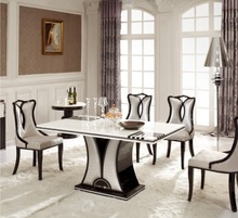 New design dinning table,Italy dinning table and chairs, Dinning sets XC-T5003