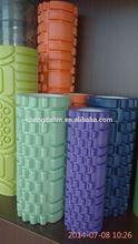 2014 new Yoga foam Roller Shaped EVA Roller/GYM Yoga fitness set