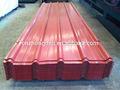 Clear plástico tansparent telhado/folha da telhadura preço