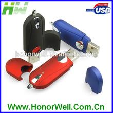 Usb flash drive bulk 256mb customized logo for gift or use